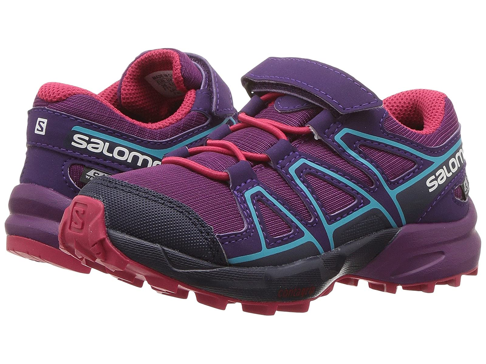 Salomon Kids Speedcross CSWP (Toddler/Little Kid)Atmospheric grades have affordable shoes