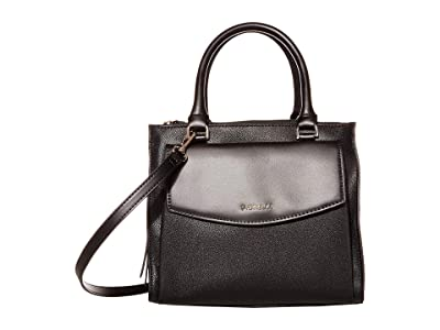 Fiorelli Mia Satchel (Black) Handbags