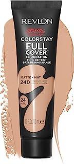 Revlon ColorStay Full Cover Foundation, Medium Beige, 1.0 Fluid Ounce