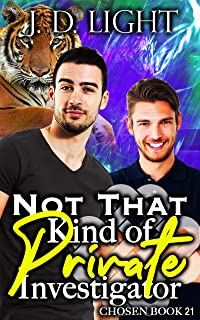 Not That Kind of Private Investigator: Chosen Book 21