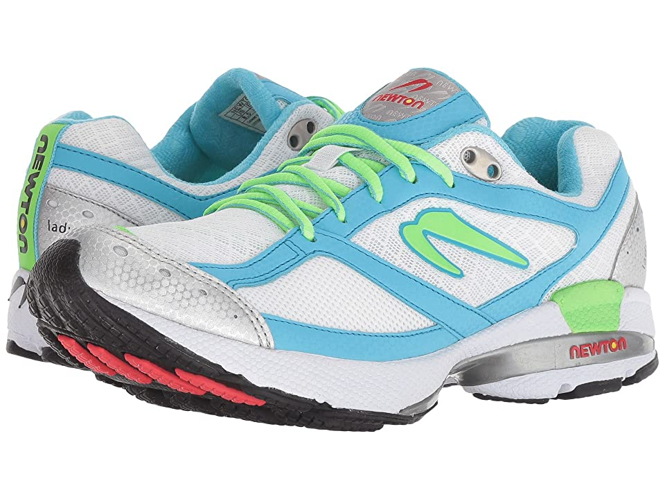 Newton Running Isaac S (White/Aqua) Women