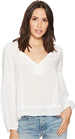 Splendid - Paradise Cove Solid Bell Sleeve Top