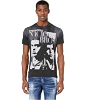 DSQUARED2 - Military Punk Cigarette Fit T-Shirt