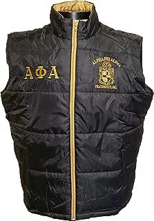 Buffalo Dallas Alpha Phi Alpha Mens Vest