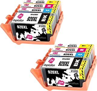 INK INSPIRATION/® Reemplazo para Epson T0481-T0486 T0487 Multipack 14 Cartuchos de Tinta Compatible con Epson Stylus Photo R300 R220 R340 R200 RX620 Negro//Cian//Magenta//Amarillo//Cian Claro//Magenta Claro