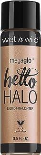 Wet n Wild Megaglo Helo Halo Liquid Highlighter (Godness Glow)- Iluminador Líquido con Pigmentos Perlados Brillantes - 1 unidad