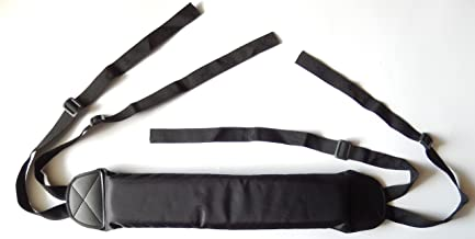 New Golf Bag Single Strap Thick Padded with 4 of Length Adjusters Work for Stand Bags