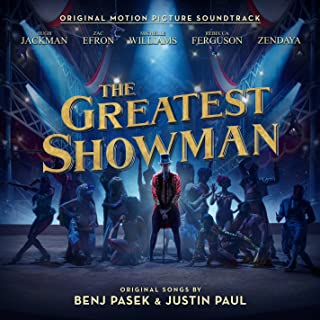 Ost: the Greatest Showman
