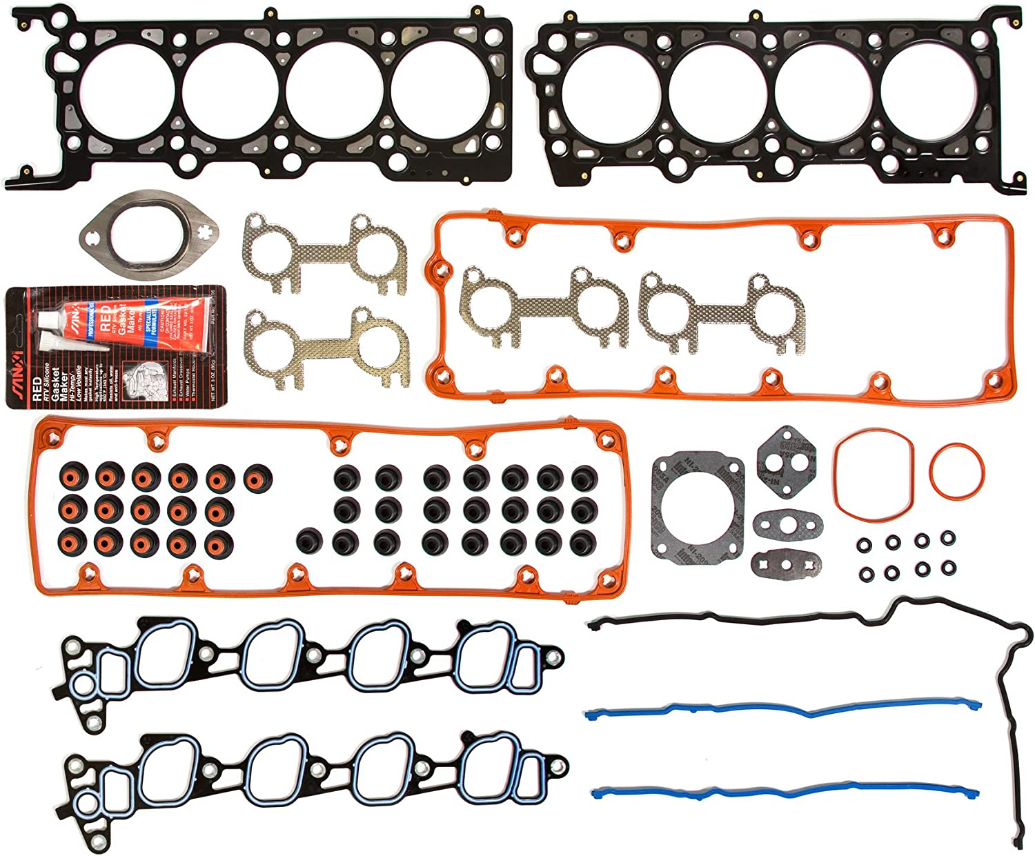 Evergreen 8-21206 Dealing full price reduction Cylinder OFFicial store Gasket Head Set