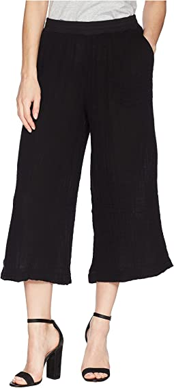 Mica Gauze Culotte Pants