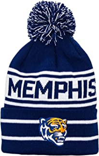Tradition Scarves Memphis Tigers Beanie - University of Memphis Toboggan