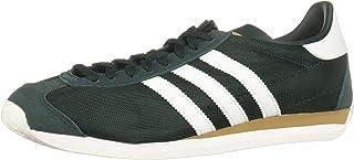 adidas Originals Country, Collegiate Green-Footwear White-Carbon, 6,5