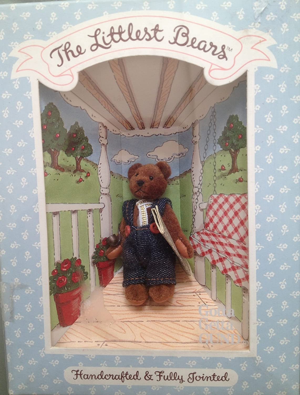 THE LITTLEST BEARS GRAND FATHER (7003)