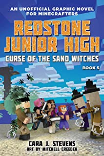 Curse of the Sand Witches: Redstone Junior High #5 (5)