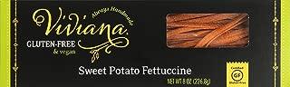 Viviana Certified Gluten-Free Sweet Potato Fettuccine, 8 Ounce