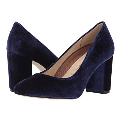 Walking Cradles Matisse (Navy Velvet) High Heels
