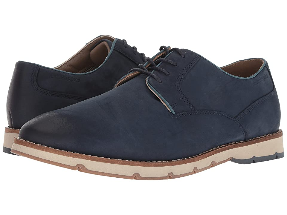 Hush Puppies Hayes PT Oxford (Navy Nubuck) Men
