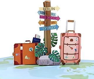3D Reisegutschein NEU! – XXL Urlaubs-Reisekarte – Gutsch