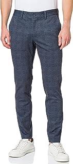 Only & Sons heren Broek Onsmark Check Pants Hy Gw 9887 Noos
