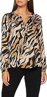 Comma Bluse langarm dames bloes