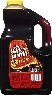 Mrs. Butterworth's Syrup, Original, 128 Fl Oz