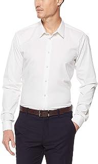 Calvin Klein Men's Extreme Slim Fit Business Shirt