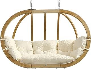 globo royal double swing seat