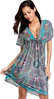 311b62b4d1 Amazon.com: Browns - Cover-Ups / Swimsuits & Cover Ups: Clothing ...