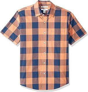 Amazon Essentials Men's Slim-Fit Short-Sleeve