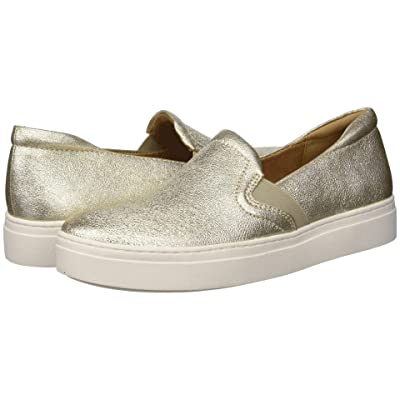 Naturalizer Carly 3 (Light Gold Sparkle Leather) Women