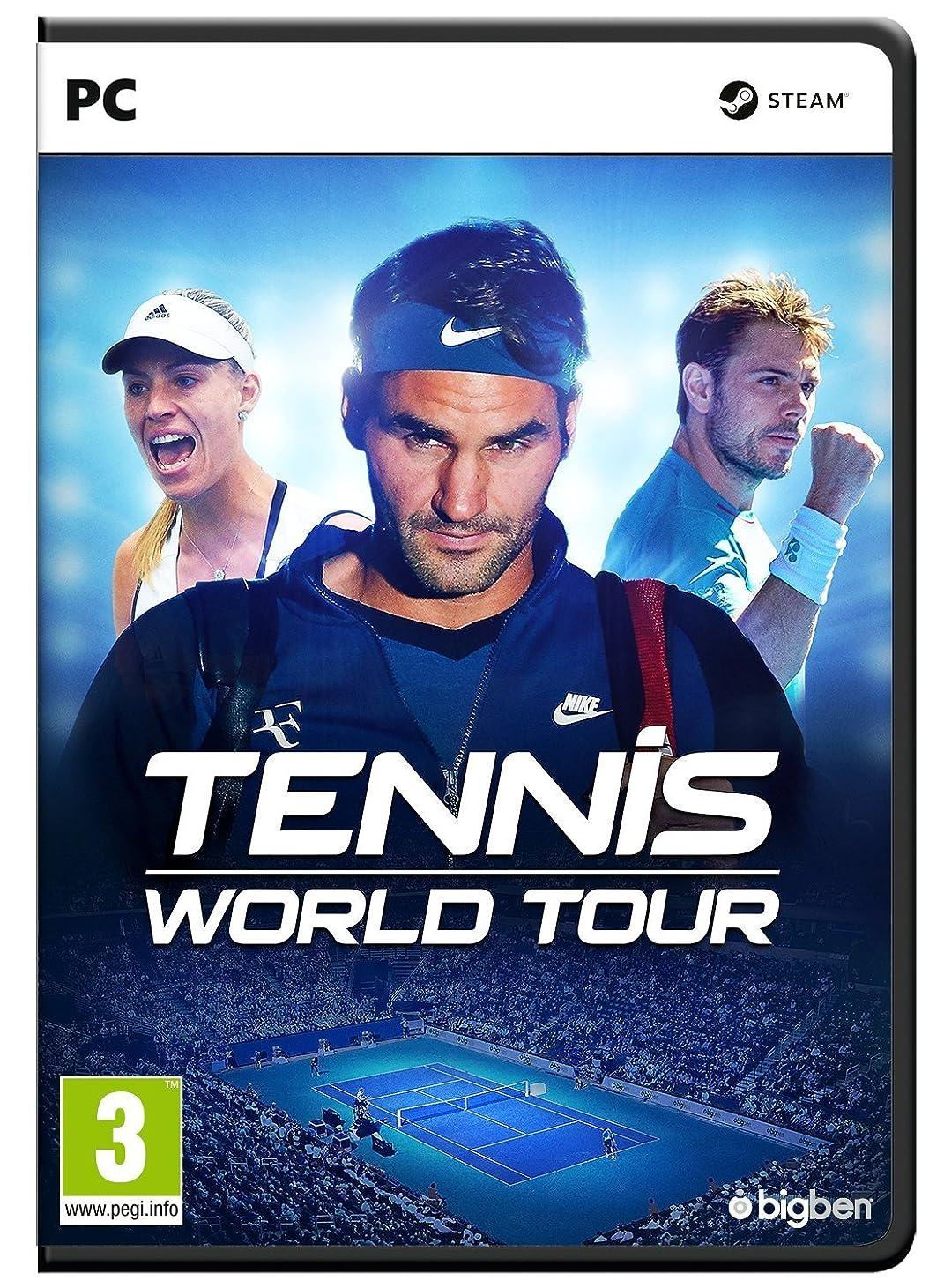 娘メンバーご近所Tennis World Tour (PC) (輸入版)