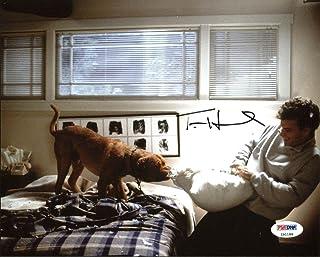 Tom Hanks Tuner & Hooch Signed 8X10 Photo Autographed #Z91188 - PSA/DNA Certified