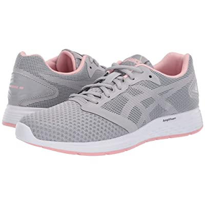 ASICS Patriot 10 (Mid Grey/Frosted Rose) Women