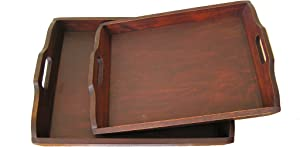 Styled Shopping Gold Rush Steamer Trunk Wood Storage Wooden Treasure Chest - Large Trunk Red