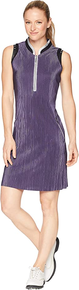 Jamie Sadock Crunchy Textured Dress