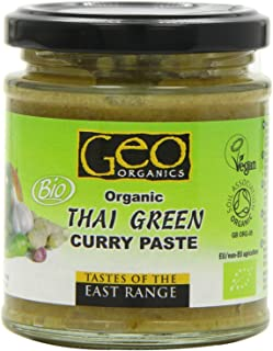 Geo Organics - Thai Grüne Curry Paste 180g