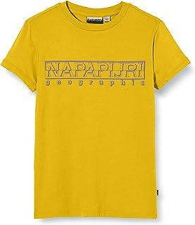 K Soli SS Sum Camiseta para Niños