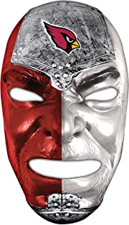 Franklin Sports NFL Fan Face Mask - Team Fan Masks for NFL Football Games and Tailgates - Sports Fan Face Mask - Face Pain...