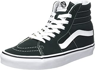 Sk8-hi Suede/Canvas, Unisex Adults' Trainers