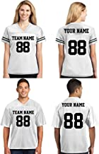 make your own custom football jersey