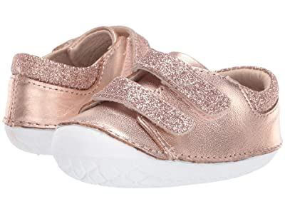 Old Soles Edgey Pave (Infant/Toddler) (Copper/Glam Copper) Girl