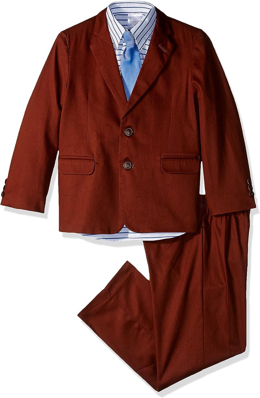 Steve Harvey Boys' Five Piece Set Quality inspection Suit Dealing full price reduction