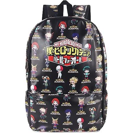 BPGYKbackpack BNHA Backpack Fashion School Laptop Backpack ForWomen//Men//Youth My Hero Academia Backpack