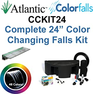 Best atlantic color changing waterfall Reviews
