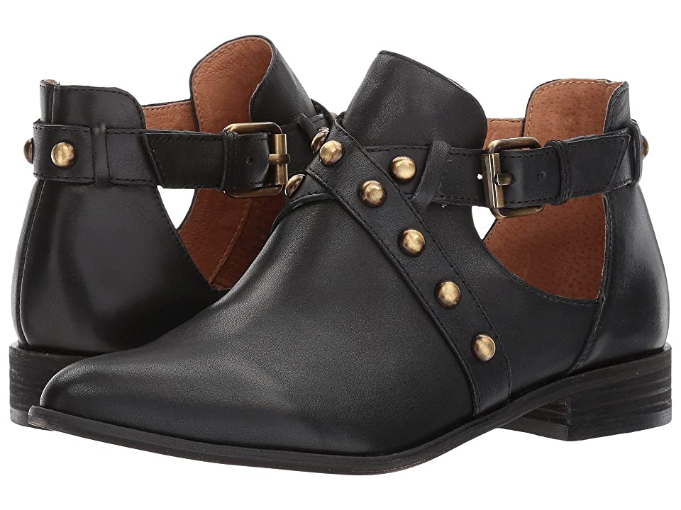 CC Corso Como Doon (Black Burnish Calf) Women