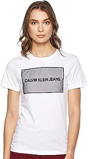 Calvin Klein womens J20J208606 T-Shirts