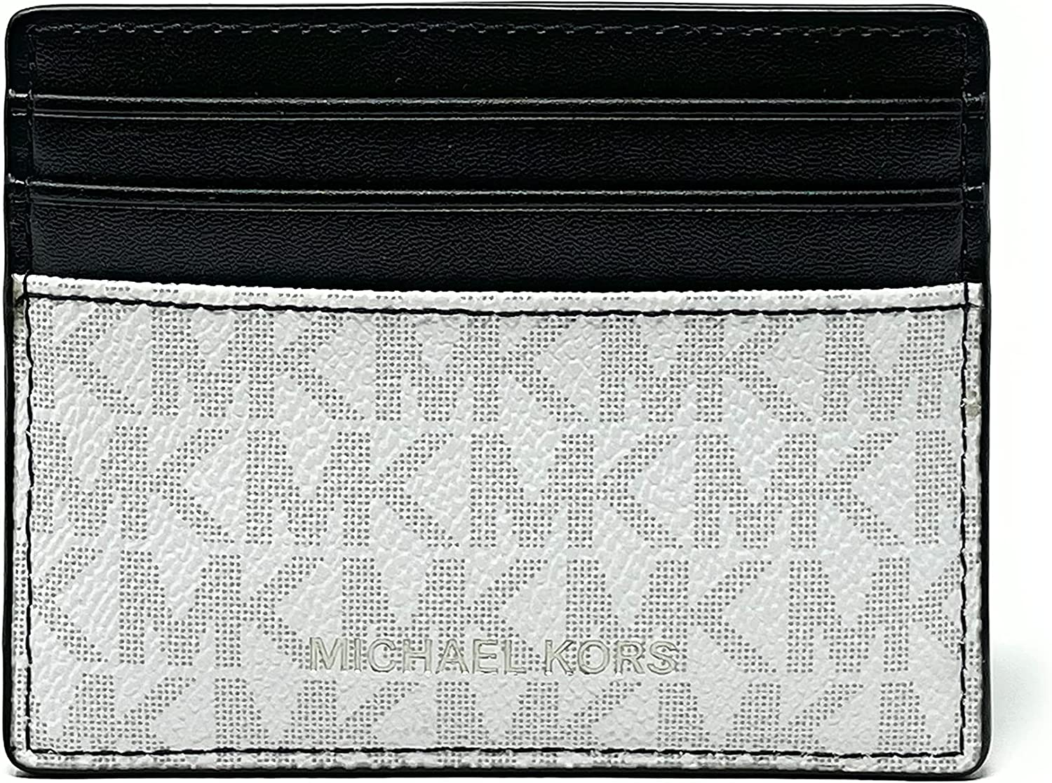 Michael Kors Time sale Cooper Men's Popular product Tall Credit Case Wallet Card