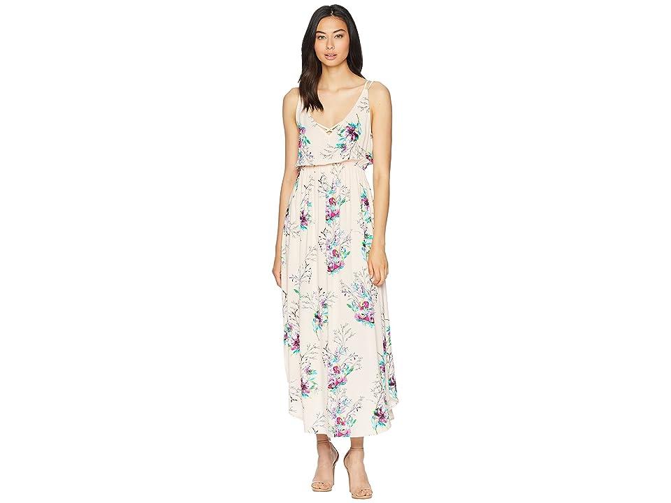 Rip Curl Sweet Nothing Maxi Dress (Cream) Women