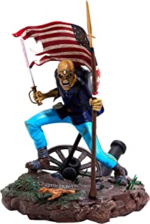 Iron Maiden Collectible: 2018 Legacy of the Beast American Flag Trooper Eddie Statue