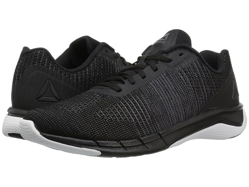 Reebok Flexweave Run (Black/Ash Grey/White) Men
